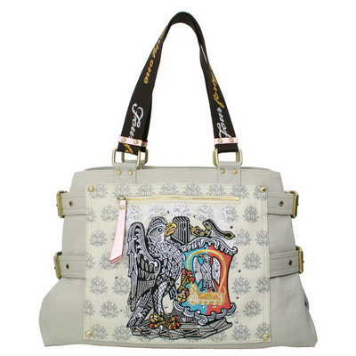 Phoenix Travel Tote with swarovski stone